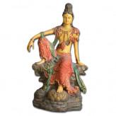 Kuan-Yin figur - Royal Ease - 24cm