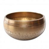 Syngeskål med pind - 600-699 gram - Tibetansk Syngeskål