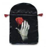 Tarotkort / Englekort pose - Rose hand