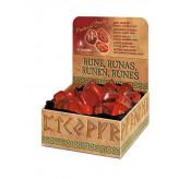 Runesæt - Rød Japis