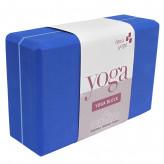 Yogablok - Blå - EVA foam