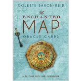 The Enchanted Map Oracle Cards Colette Baron-Reid