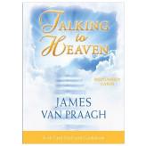 Talking to Heaven Mediumship Cards - m/engelsk brugervejl James Van Praagh