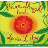 Power Thought Cards - Louise L Hay Louise L Hay