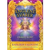 Englene Svarer - på dansk - Danske englekort Radleigh Valentine