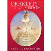 Oraklets Visdom - på dansk  - Danske orakelkort Colette Baron-Reid