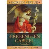 Ærkeenglen Gabriel - Doreen Virtue - på dansk - Danske englekort Doreen Virtue