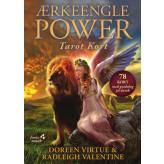 Ærkeengle Power Tarotkort - Doreen Virtue - på dansk - Danske tarotkort Doreen Virtue