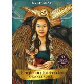 Engle & Forfædre - på dansk - orakelkort - Kyle Gray Kyle Gray