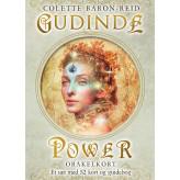 Gudinde Power Orakelkort - Udkommer 28-8- 2019 - kan forudbestilles Colette Baron-Reid
