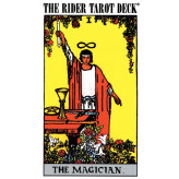 Rider Waite Tarot - Standard - Tarotkort Arthur Edward Waite