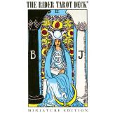 Rider Waite Tarot - Mini - Tarotkort Arthur Edward Waite