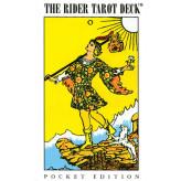 Rider Waite Tarot - Pocket - Tarotkort Arthur Edward Waite