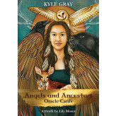 Angels and the Ancestors - orakelkort - Kyle Gray m/engelsk vejledning Kyle Gray