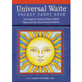 Universal Waite Pocket Tarotkort