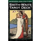 Smith-Waite Tarot Borderless Pamela Colman Smith
