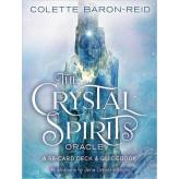 Crystal Spirits Oracle Colette Baron-Reid
