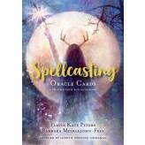 Spellcasting Oracle Cards Flavia Kate Peters og Barbara Meiklejohn-Free