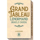 Grand Tableau Lenormand Oracle Cards
