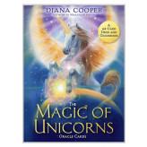 The Magic of Unicorns Oracle Cards Diana Cooper