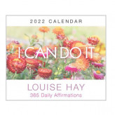 I Can Do It - 2022 kalender - Louise L Hay Louise L Hay