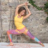 Yoga leggings - Rainbow - Spirit of om