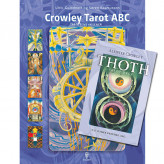 Crowley Tarot ABC bog med  standard kort Ulrik Golodnoff og Søren Rasmussen