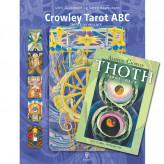 Crowley Tarot ABC bog med Delux kort Ulrik Golodnoff og Søren Rasmussen