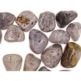 Jaspis isblå - pr sten