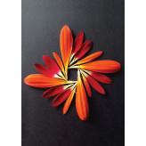 Postkort - Natur Mandala
