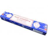 Nag Champa røgelse - 15 gram - Røgelsespinde