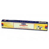 Nag Champa Satya Harmony røgelse - 15 gram - Røgelsespinde