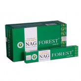 Golden Nag Forest Røgelse - 15 gram - Indisk Røgelse