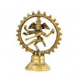 Shiva Nataraja - messing