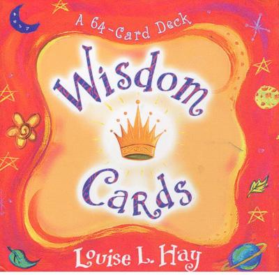 N/A Wisdom cards - louise l hay på bog & mystik