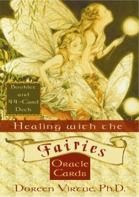 Healing with the fairies - doreen virtue ph.d. - m/engelsk brugervejl fra N/A på bog & mystik