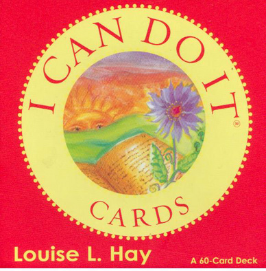 Image of   I Can Do It Cards - Louise L Hay