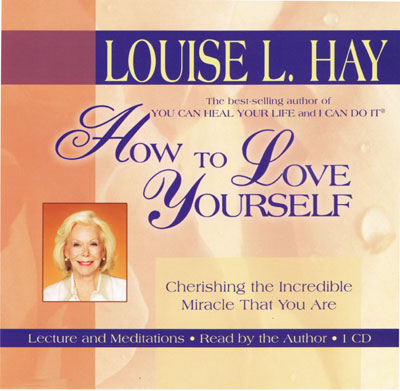 How to love yourself cd - louise l hay fra N/A fra bog & mystik
