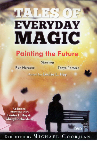N/A – Tales of everyday magic  - painting the future på bog & mystik
