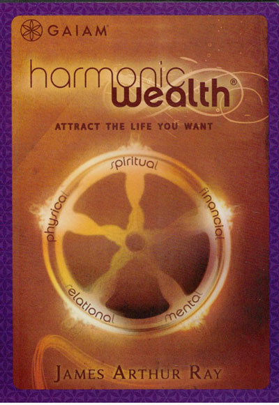 N/A Harmonic wealth - attract the life you want på bog & mystik