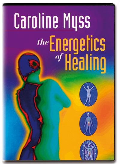 N/A – The energetics of healing - caroline myss på bog & mystik