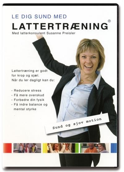Le dig sund med Lattertræning - Susanne Preisler