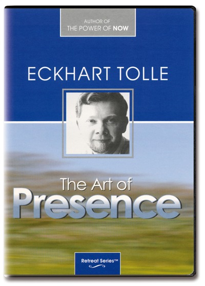 N/A – The art of presence - eckhart tolle - 6 dvd fra bog & mystik