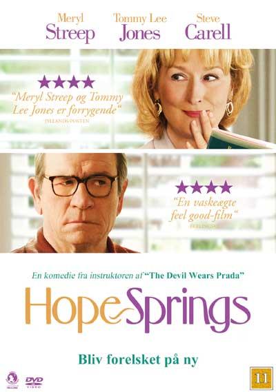N/A – Hope springs - bliv forelsket på ny på bog & mystik