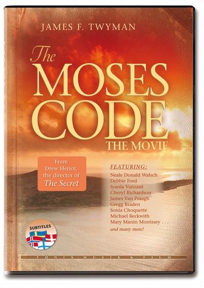 N/A – The moses code - moses koden-  loven om åndelig tiltrækning på bog & mystik