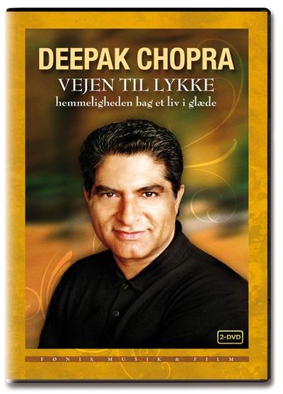 Vejen til lykke - deepak chopra - 2 dvder fra N/A fra bog & mystik