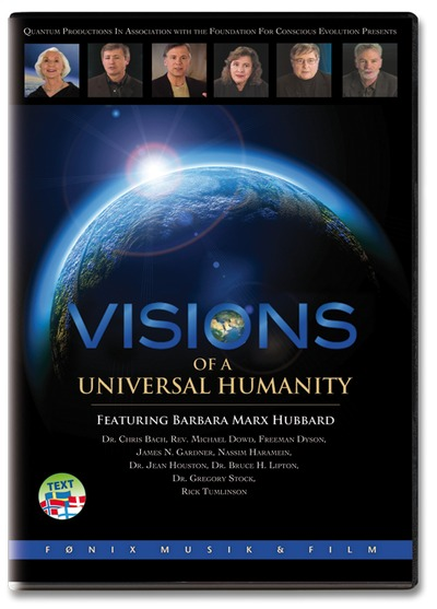 Visions of a universal humanity - barbara marx hubbard fra N/A fra bog & mystik