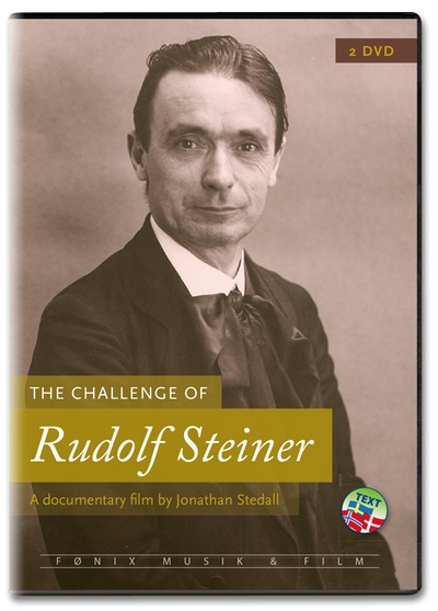 The Challenge of Rudolf Steiner - Dobbelt DVD