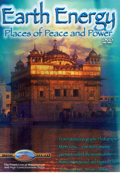 Earth Energy - Places Of Peace & Power