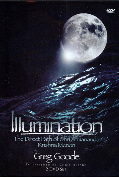 N/A – Illumination - the direct path of krishna menon - 2 dvder fra bog & mystik